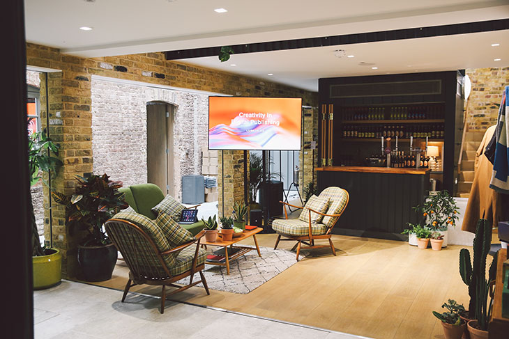 Lush Offices, London