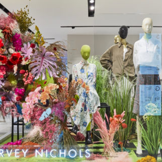 Portview Completes Womenswear Floor in Harvey Nichols, Knightsbridge