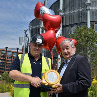 Portview Gets to the Heart of the Matter with Defib Investment