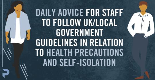 staff advice