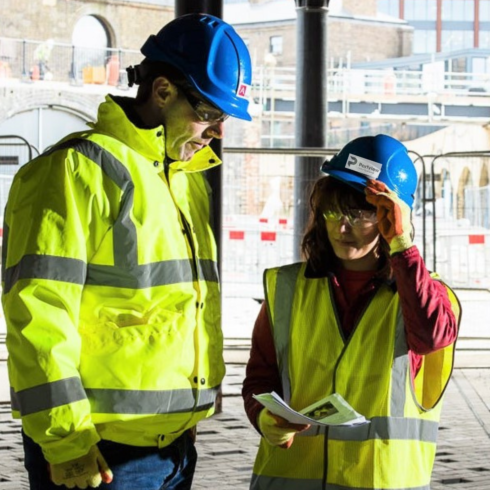Portview Partners with Women into Construction