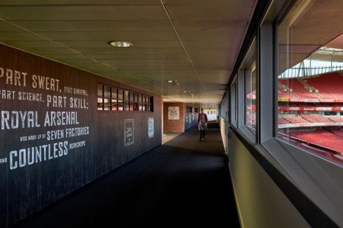 Arsenal F.C. Dial Square